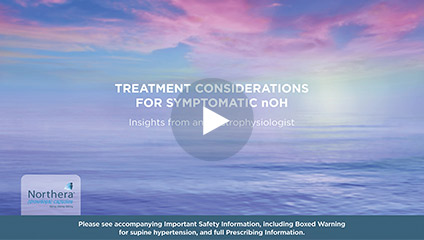 Treatment Considerations for symptomatic nOH video
